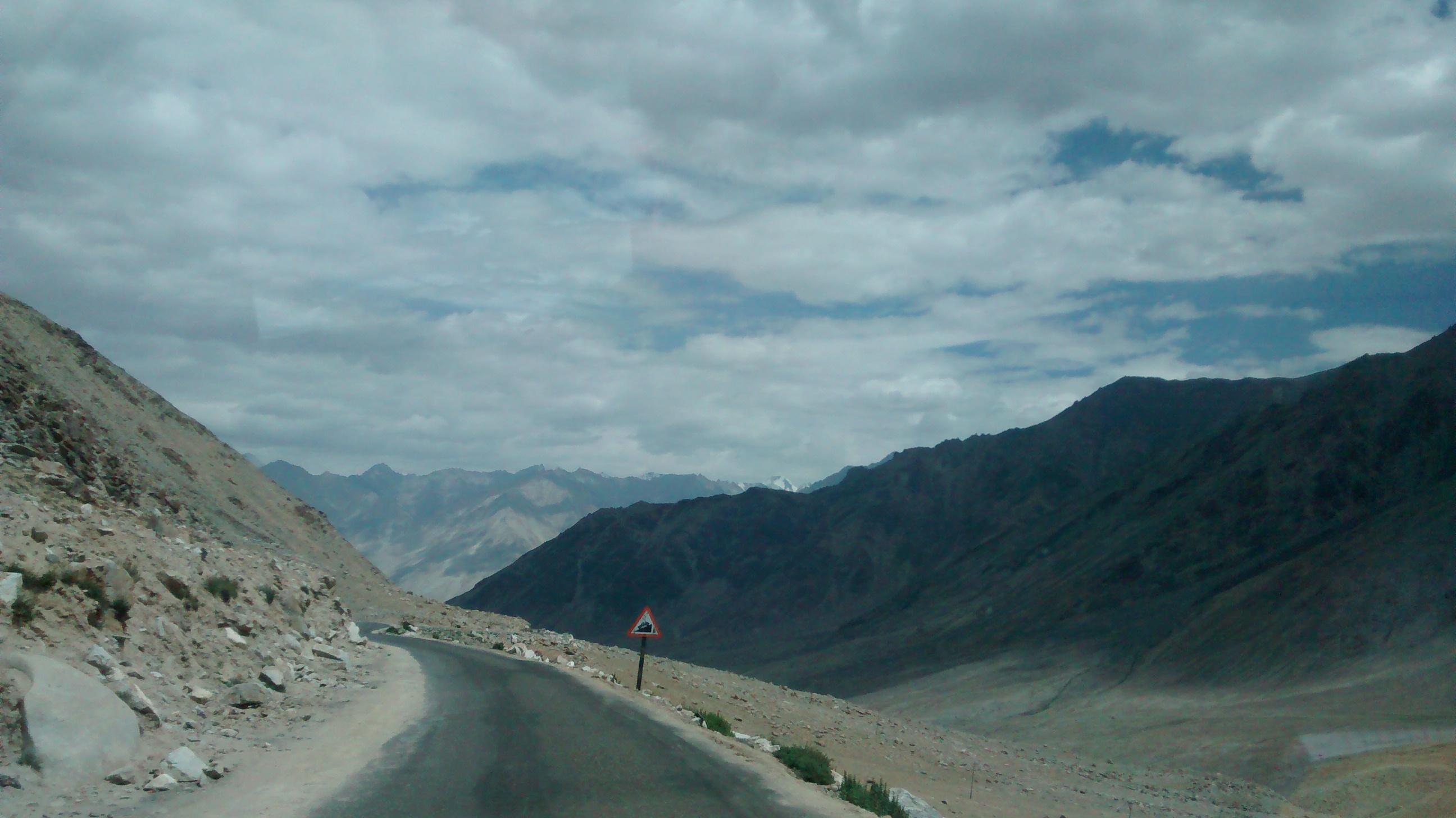 En-rute Leh & Ladhak