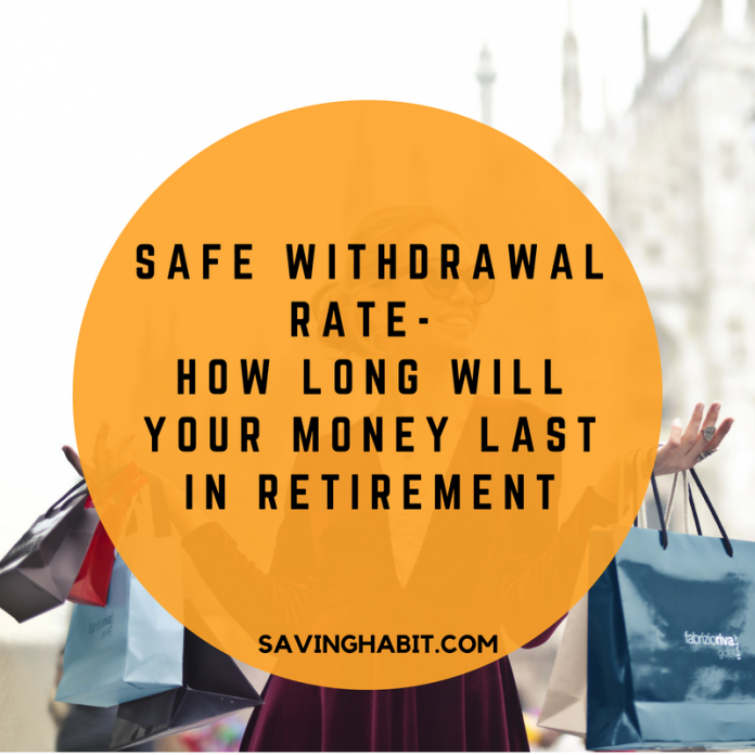 Safe Withdrawal Rate India