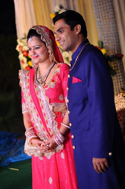 Naren and Sugandha Wedding Function
