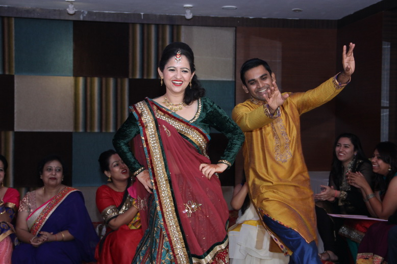 Naren and Sugandha Sangeet Function